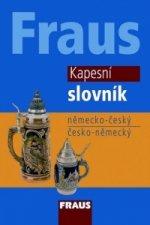 Kapesní slovník německo-český česko-německý