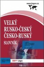 Velký rusko-český, česko-ruský slovník