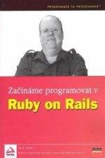 Začínáme programovat v Ruby on Rails