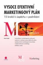 Vysoce efektivní marketingový plán
