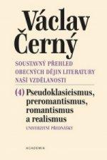 Soustavný přehled obecných dějin literatury naší vzdělanosti