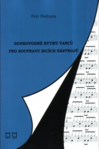 Doprovodné rytmy tanců pro soupravu bicích
