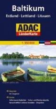 Baltské státy 1: 550 000