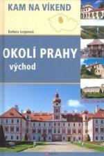 Okolí Prahy východ