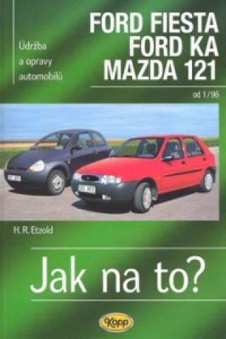 Ford Fiesta, Ford Ka, Mazda 121 od 1/96