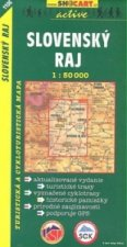 Slovenský ráj 1:50 000