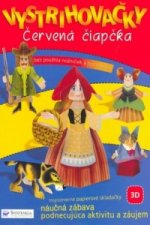 Vystrihovačky Červená čiapočka