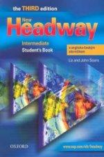 New Headway Intermediate Student's Book s anglicko-českým slovníčkem