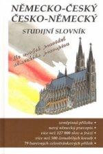 Německo-český,č-n stud.slov.nv