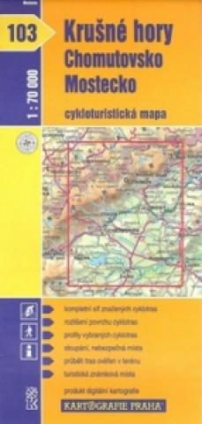 Krušné hory Chomutovsko