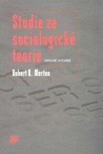 Studie ze sociologické teorie