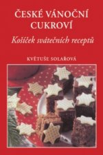 České vánoční cukroví