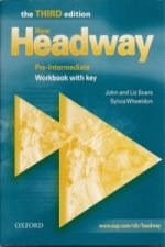 New Headway: Pre-Intermediate Third Edition: Workbook (With Key)