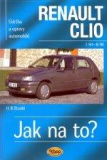 Renault Clio od 1/97 do 8/98