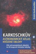 Karkoschkův astronomický atlas hvězdné oblohy