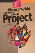Řízení projektů v Microsoft Office Project