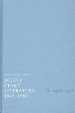 Dějiny české literatury 1945 - 1989 II