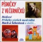 Písničky z večerníčků-Včelí medvídci, Mach a Šebestová