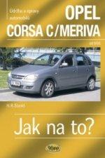 Opel Corsa C/ Meriva od 9/00