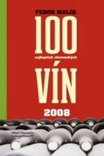 100 najlepších slovenských vín 2008