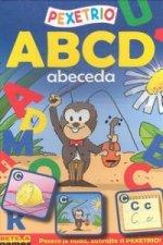 Pexetrio ABCD Abeceda