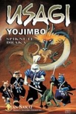 Usagi Yojimbo Spiknutí draka