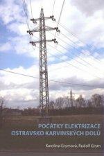 Počátky elektrizace OKD