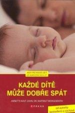 Každé dítě může dobře spát