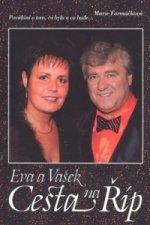 Eva a Vašek Cesta na Říp neděle 31.5.2009