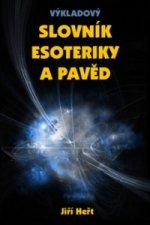 Výkladový slovník esoteriky a pavěd