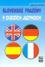 Slovenské frazémy v cudzích jazykoch