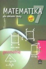 Matematika 7 pro základní školy Geometrie
