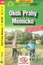 Okolí Prahy, Mělnicko 1:60 000