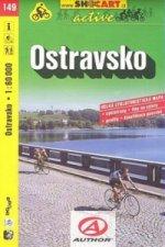 Ostravsko 1:60 000