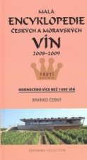Malá encyklopedie českých a moravských vín 2008 - 2009
