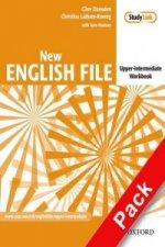 New English File Upper-intermediate Workbook