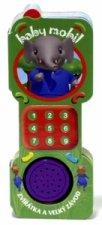 Baby mobil Zvířátka a velký závod