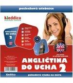 CD Angličtina do ucha 2.