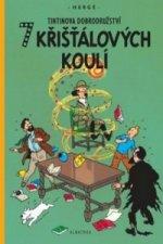 Tintinova dobrodružství 7 křišťálových koulí