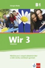 Wir 3 učebnice