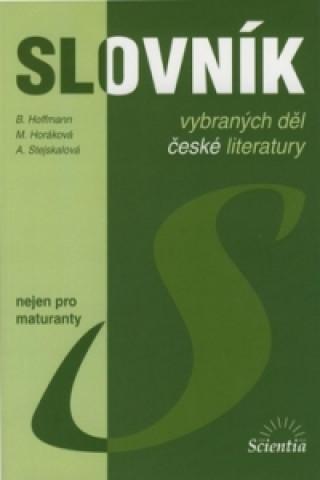Slovník vybraných děl české literatury
