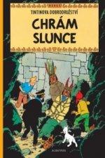 Tintinova dobrodružství Chrám Slunce