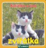 Koťátko a jiná zvířátka