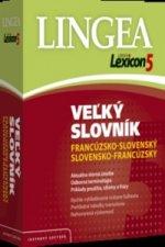 Lexicon5 Veľký slovník francúzsko-slovenský slovensko-francúzsky