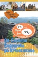 Od Českého Švýcarska po Křivoklátsko Ottův turistický průvodce