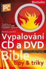 Vypalování CD a DVD Bible