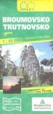 Broumovsko Trutnovsko 1:65 000