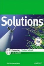 Maturita Solutions elementary student't book + CD CZedition