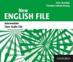 New English File: Intermediate: Class Audio CDs (3)