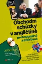 Obchodní schůzky v angličtině
